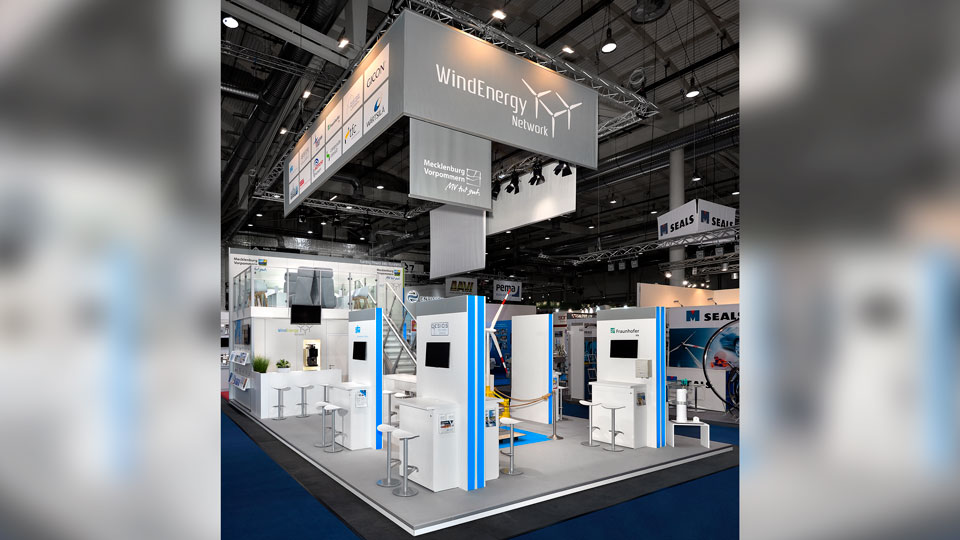 Messestand Konzept Design Amp Bau Aus Rostock